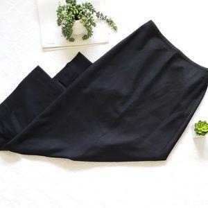 J Crew Wool Maxi Skirt